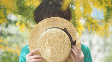 日系女子的夏日打扮訣竅!百搭帽子時尚又防曬