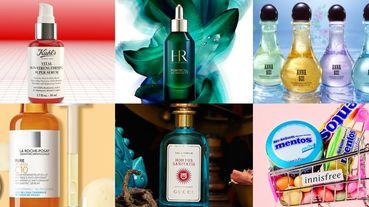 【COSMO美妝狂爆】理膚寶水、ANNA SUI、HR赫蓮娜、KIEHL'S 推超強保養新品