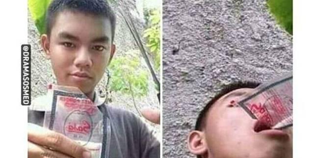Miris Foto Foto Kelakuan Kids Jaman Now Yang Bikin Sakit Mata