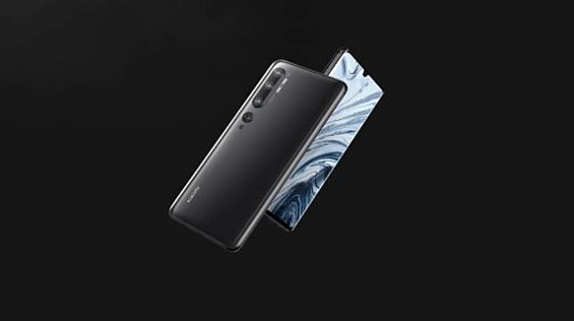 Xiaomi Mi 10. [Mi.com]