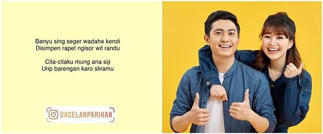 foto: Instagram/@dagelanparikan dan SIAPGRAK.COM