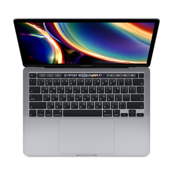 13 吋 MacBook Pro - 2.0GHz - Intel Core i5 - 16GB 記憶體 - 512GB SSD - 太空灰色 - Apple - MWP42TA/A