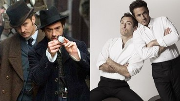 小勞勃道尼暗示《福爾摩斯 3》即將開拍 「正在練習我的 Sherlock 表情」!