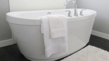 回家紓壓「爽躺浴缸」 挑選、施工法則一看就懂