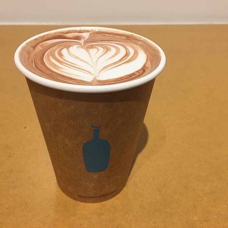 ユーザーが投稿したホットチョコレートの写真 - ブルーボトルコーヒー 新宿カフェ店,ブルーボトルコーヒー シンジュクカフェテン(新宿/カフェ)