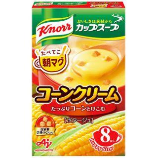 味の素 クノールカップスープコーンクリーム 8袋入