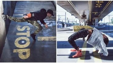 #DARETHECITY !PALLADIUM 推出全新 AMPHIBIAN 系列軍靴翻轉角度拍攝 Lookbook 挑戰你的視覺感官!