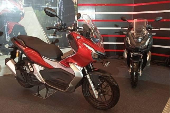 Honda ADV 150 di GIIAS 2019