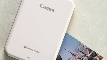 Canon Mini Photo Printer- 輕巧迷你,隨拍即印