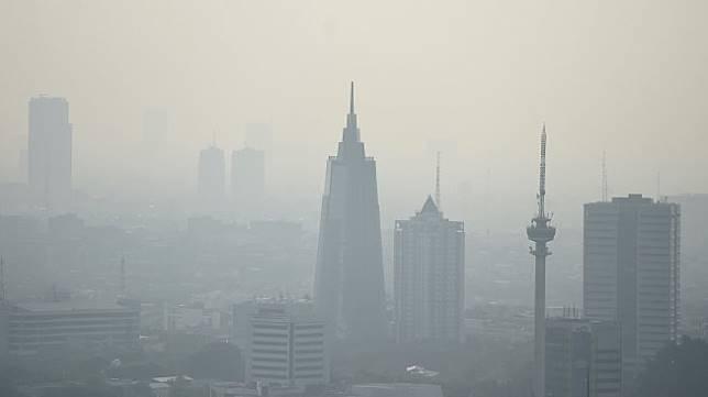 Polusi Jakarta: Benarkah Tanaman Bisa Bersihkan Udara?