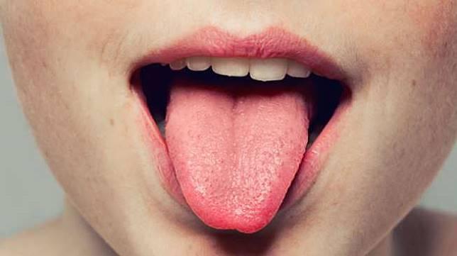 Ilustrasi Tes Kepribadian: Bercerminlah, Seperti Apa Bentuk Lidah Anda? (Shutterstock)