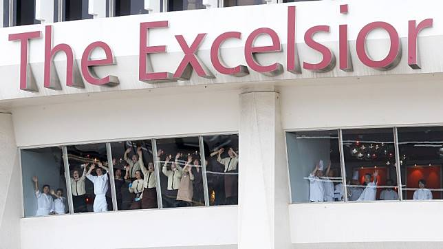 Tears And Happy Memories Abound As The Iconic Excelsior Hotel In