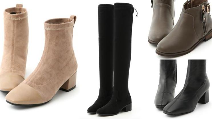 顯腿長又讓視覺顯瘦 5kg 的秋冬靴款特蒐,女孩們小心荷包!