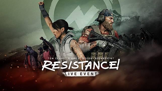 "Ghost Recon Breakpoint Segera Dapatkan Live Event Gratis ""Resistance!"""