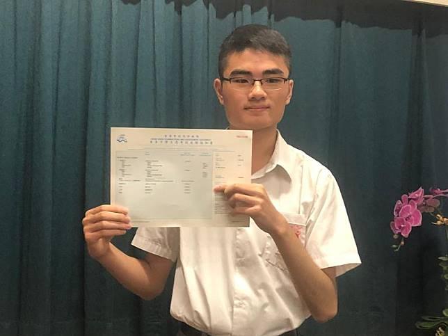 聖馬可中學狀元陳韋諾指並非越多補習越好| 商台新聞| LINE TODAY