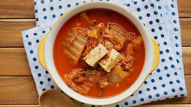 Resep Sup Kimchi Tahu