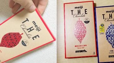 冬天就是吃巧克力的季節,這款日本超紅巧克力台灣開賣囉~