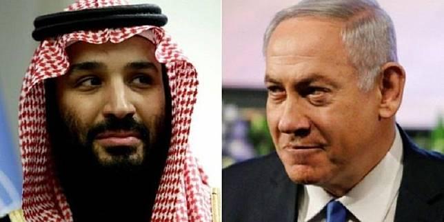 PM Israel Dikabarkan Bertemu Putra Mahkota MBS, Ini Jawaban Arab Saudi