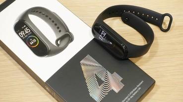 小米手環 4 動手玩,彩色螢幕顯示更多內容、遙控音樂很方便