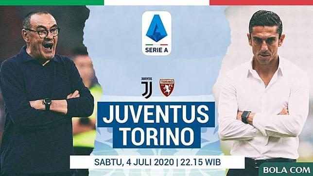 Serie A - Juventus Vs Torino - Head to Head Pelatih