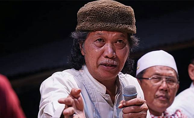 Profil Emha Ainun Nadjib Penyair Berbahasa Universal Tagar Id Line Today