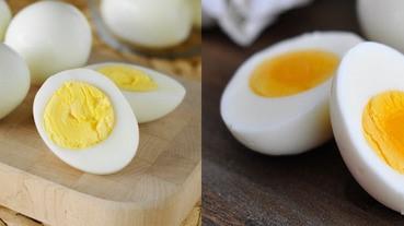 水煮蛋為什麼會綠綠的呢?就讓小編來解答!