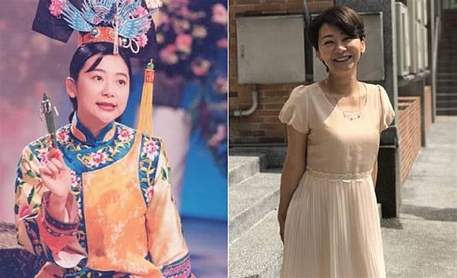 曹蘭當紅之際放棄演藝事業去日本留學,如今未婚的她,打算專心教日文好好存錢,給自己訂好養老院,規劃下半生。(中時資料照片)