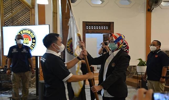 Dilantik Airin, Soma Atmaja Resmi Jabat Ketum Taekwondo Kabupaten Tangerang