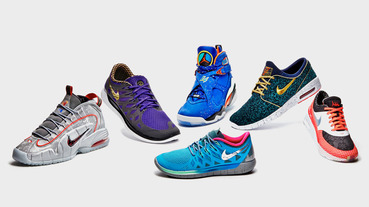 新聞速報 / 2014 Nike Doernbecher Freestyle 系列