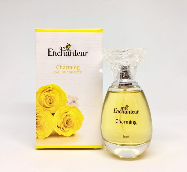 Enchanteur 艾詩 優美黃香水 50ml