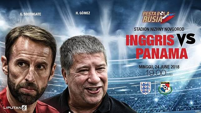 Piala Dunia 2018: 6 Fakta Menarik Inggris Vs Panama