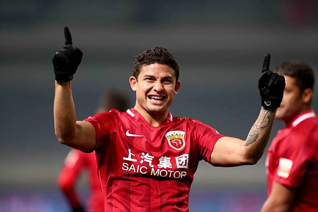 China names Elkeson to World Cup qualifiers list, making history as he becomes first player without Chinese heritage in line to represent nation