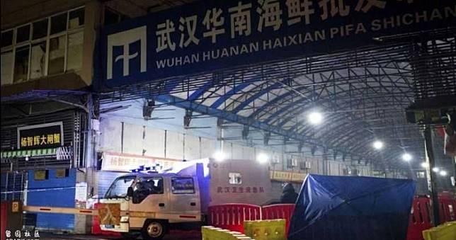 武漢肺炎/病毒僅限海鮮市場?最早發病疑在11月