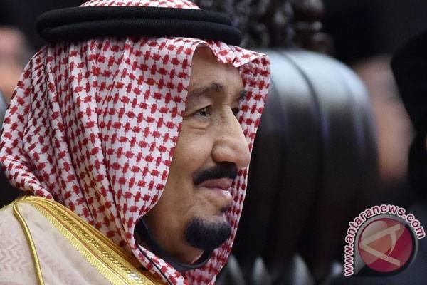 Raja Arab Saudi Salman bin Abdulaziz Al-Saud (ANTARA FOTO/Wahyu Putro A)