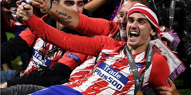 Atletico Madrid Juara Liga Europa, Antoine Griezmann Cetak Sejarah