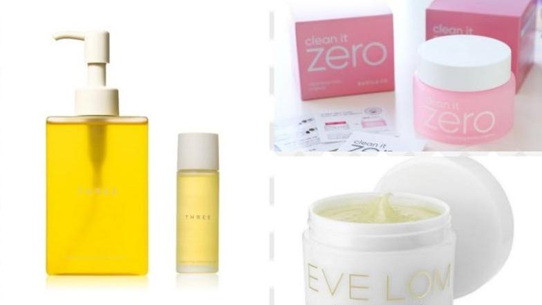 卸妝是保養的第一步!【卸妝產品】怎麼選?蒐羅全品項一次告訴你