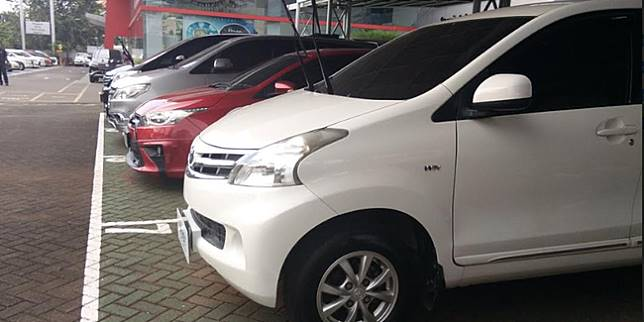 Dealer mobil bekas Toyota Trust (Otosia.com/ Muhammad Ikbal)