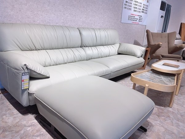 「台中沙發推薦」台灣唯一在台生產設計販售一條龍客製化訂製沙發床墊服務,全面使用歐洲台灣高品質良心材料-Mr.Sofa沙發先生台中體驗館直擊分享