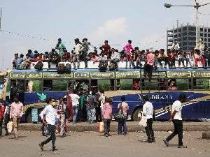 Indonesia Jangan Tiru Lockdown Cegah Corona di India
