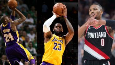 心臟好大顆!盤點 NBA 歷史最強 5 位「關鍵先生」,危機時刻把球傳給他們就對了
