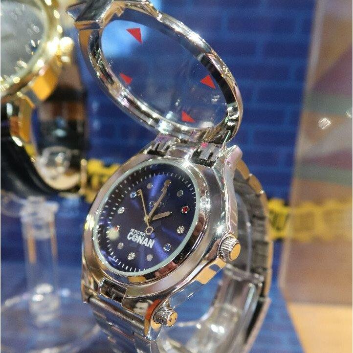 【預購】日本進口日本大阪環球影城 USJ 限定 柯南麻醉針手錶 名偵探柯南【星野日本玩具】