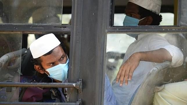 อินเดียรายงานผู้ติดเชื้อรายใหม่จำนวนมากคือผู้เข้าร่วมการชุมนุมของชาวมุสลิมเมื่อเดือนก่อน