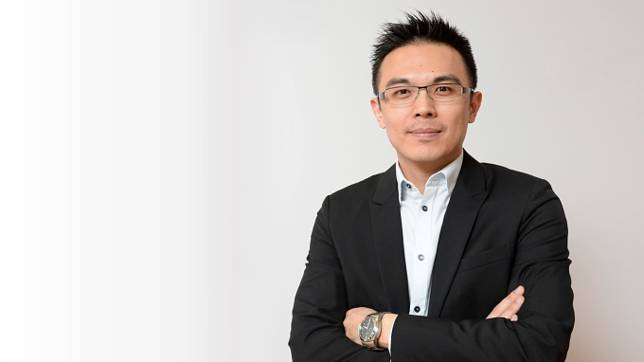Google台灣總經理陳俊廷 升任大中華區總裁