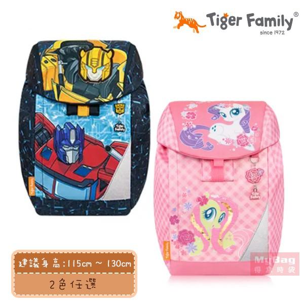 品牌:Tiger Family材質:防潑水布料尺寸:高 36 * 寬 27 * 厚 21 cm適用年齡:5-8歲產地:中國內部介紹:1.表層有*1直立式拉鍊袋。2.主層有*2彈性平口袋。3.上蓋有*1
