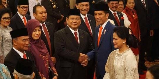 Menteri Kabinet Indonesia Maju. ©2019 Liputan6.com/Angga Yuniar