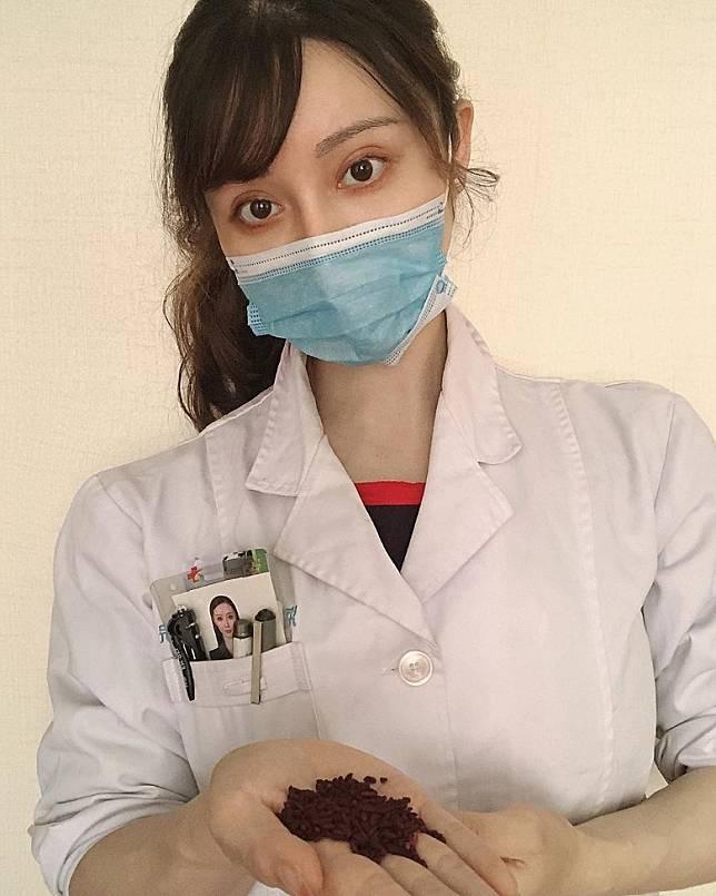 任職中醫師。