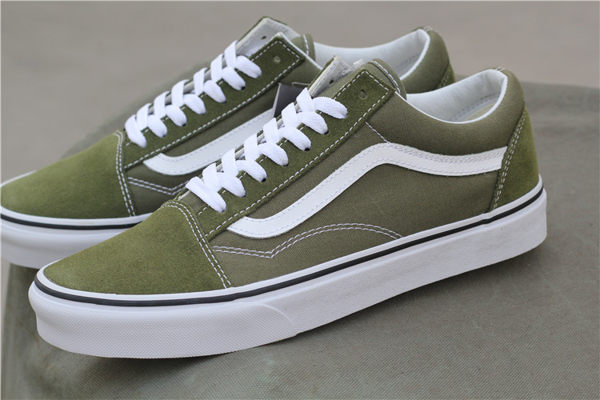 現貨Vans Style 36 sf 權志龍GD同款 綠色男女款滑板帆布鞋VN0A3MVLT6A