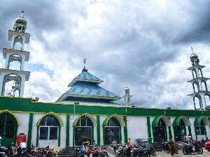 Menengok Masjid Pancasila Warisan Soeharto Di Aceh Tagar Id Line Today