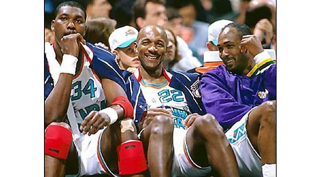 USA Dream Team 1992, Clyde Drexler