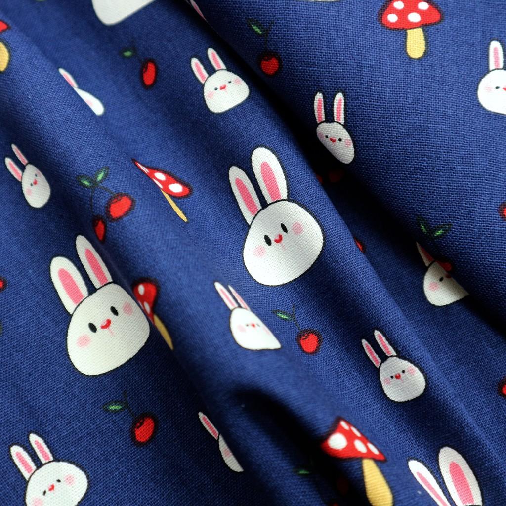 #兔子 #可愛 #蘑菇 #厚棉布 #純棉 #台灣製 #手提袋 #包包 #手作 #ZAKKA #裁縫 #DIYps: 商品顏色可能會因為相機、電腦螢幕、手機及平板的不同而造成色差,請見諒,若對於色彩的準